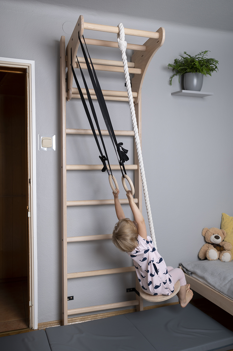 Drabinka do pokoju dziecka
