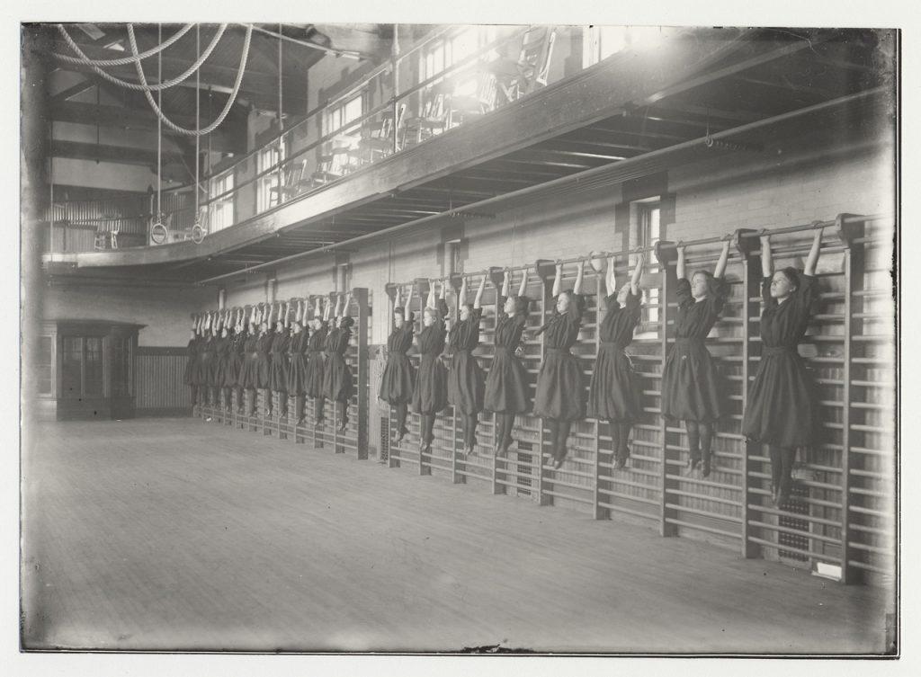 The History of Wall Bars